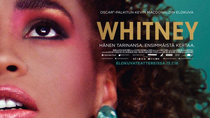 Whitney hann aldrig forsonas med sin far