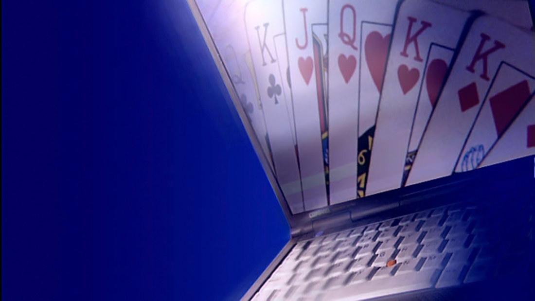 Virtual poker chips