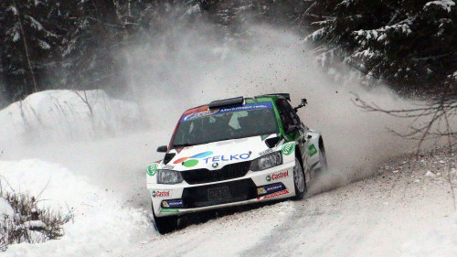 Svenska rallyt kan hoppa av vm