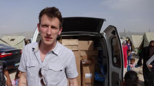 Kidnappad svensk irakier slappt i bagdad