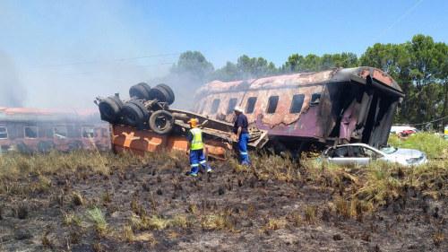 Manga doda i trafikolycka i brasilien