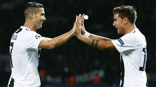 Juventus går som tåget i Champions League – Dybala segerskytt mot ... 23f914f39829d