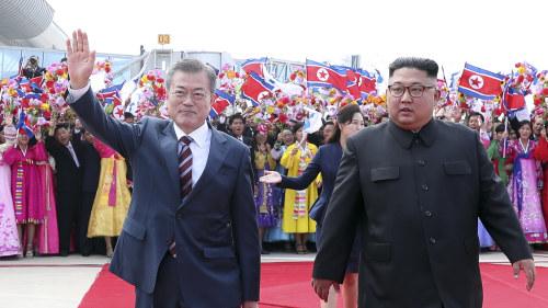 Sydkorea vill inte diskutera nordkorea i fn