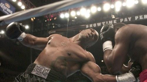 Tyson vann mot tranaren