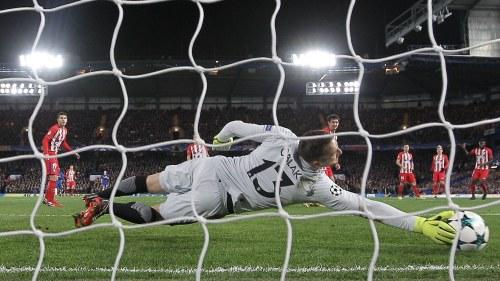 Chelsea foll men ar vidare i europa