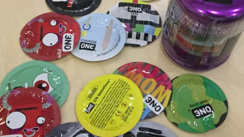 Gratis kondomer
