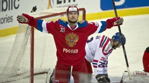 Ryssland Ishockey