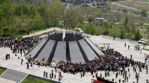 Turkiskt narmande till armenien