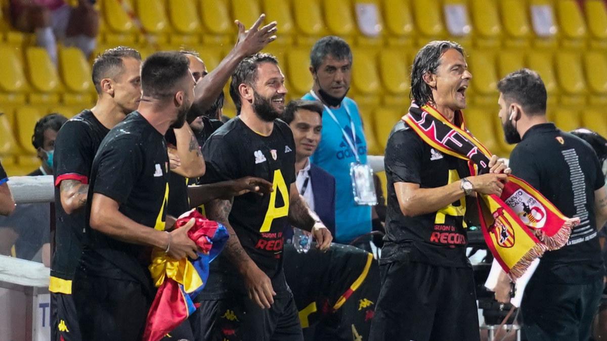 Perparim Hetemajs Benevento överlägsen vinnare i Serie B och klart för Serie A ��� tränas av den legendariske Filippo ...
