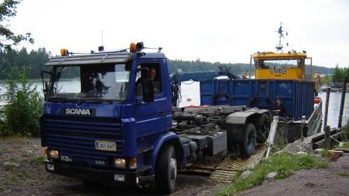 Scania skrotar man samarbete