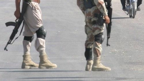Japanska soldater till irak