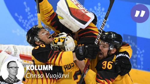 Ishockey skrall av florida