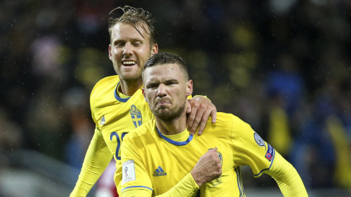Andersson ska skjuta sverige till vm