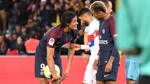 """Tränarens utspel efter Neymars och Cavanis tuppfäktning – """"Kapabla ... 4b1e400943176"""