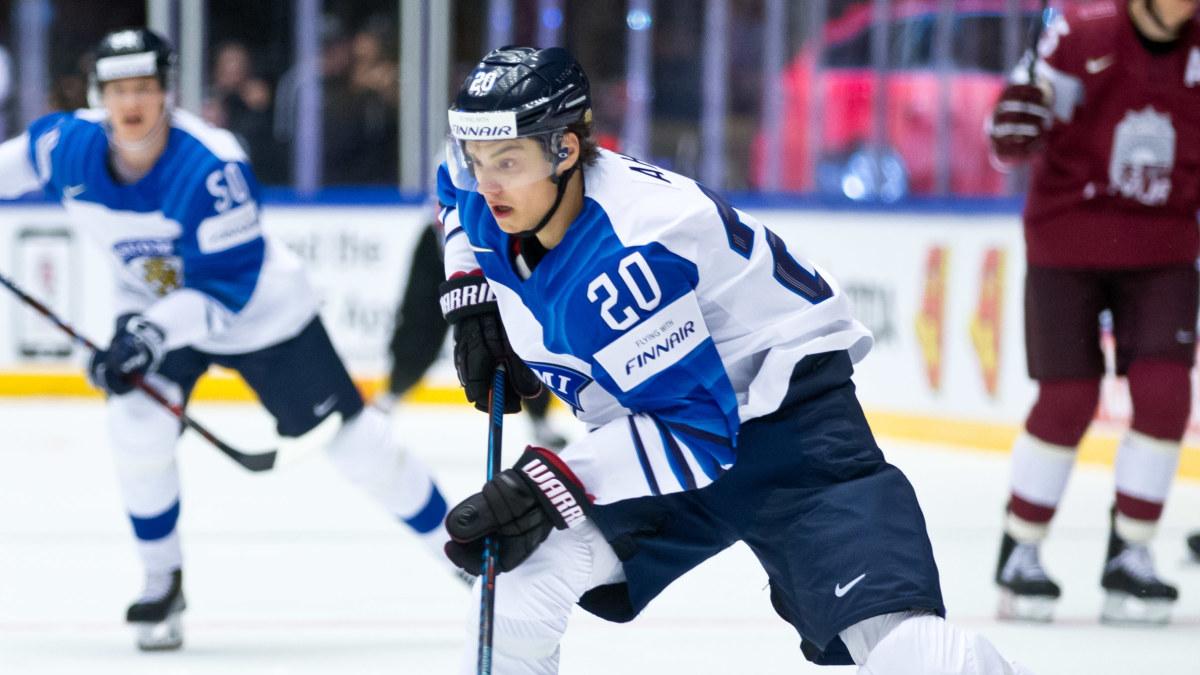 Lettisk hockeystjarna avled
