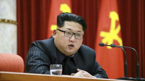 Nordkoreas forsvarsminister avliden