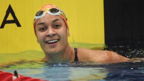 Simning rekord igen