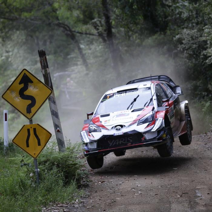Total finsk dominans i svenska rallyt