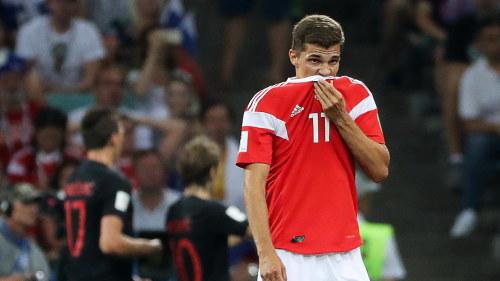 Fotbolls vm i ryssland flyttar inte