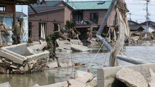 Stigande dodssiffra vid oversvamningarna i turkiet