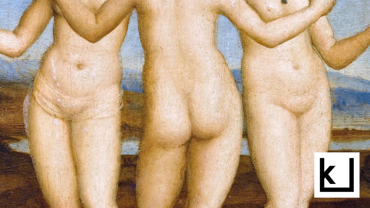 alasti levittää naisia