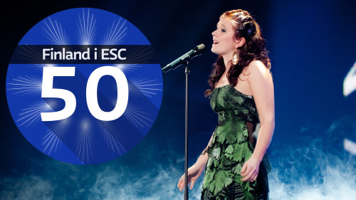 Pernilla missar benjamin i eurovision song contest