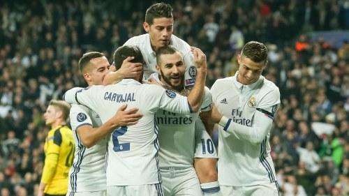 Real Madrid. Real Madrid försvarar Champions League-titeln ... 0d48703caf6a8