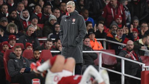 Arsenal tappade pa tre minuter