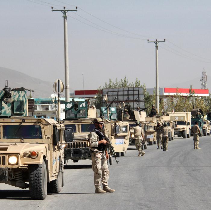 Svensk soldat dodad av bomb i afghanistan