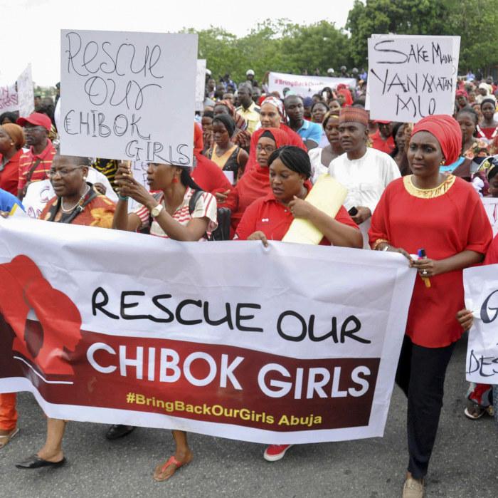 Nigerianska flygrader mot boko haram