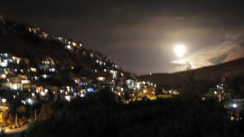 Malet natt for egypten och syrien