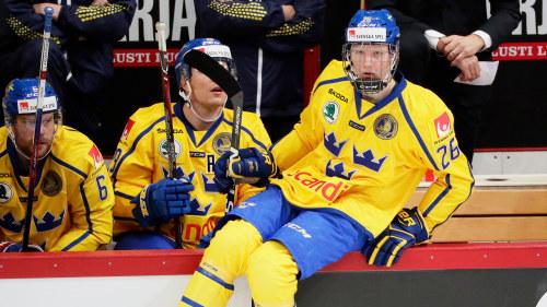 Tva nya namn i svenska os truppen
