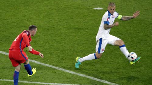 Rooney frisk nog for vm