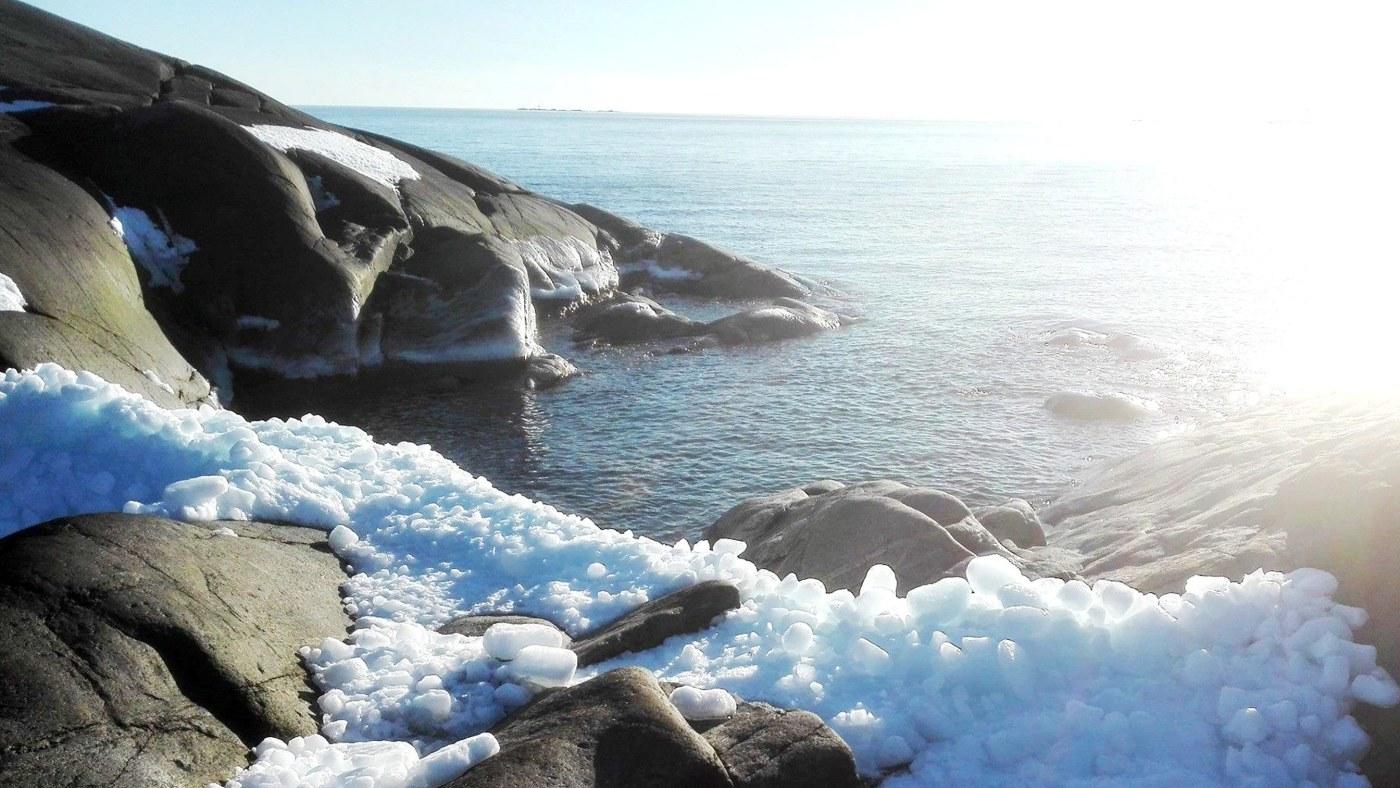 Vesi huuhtoi, jää muokkasi – näin syntyi Suomi