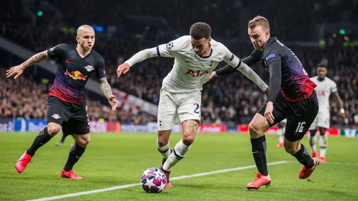 RB Leipzig bättre än Tottenham i Champions League – målkalas av överraskaren Atalanta
