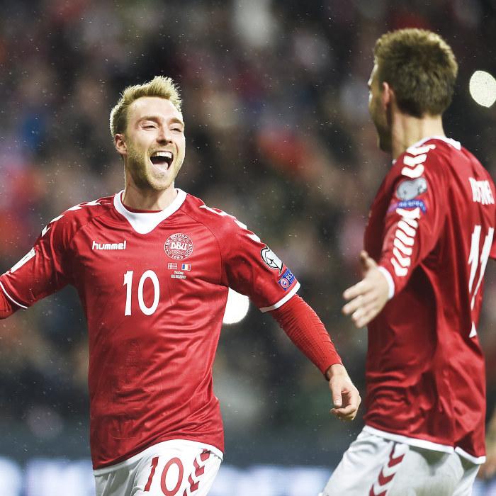 Danmark mot nytt kontrakt italien ur vm
