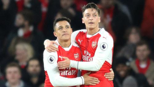 Arsenal blir amerikanskt