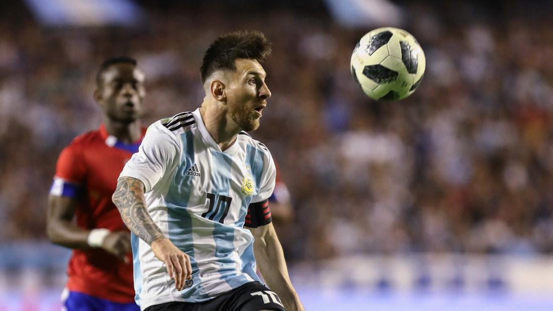 när fyller lionel messi år Hattrick mot Haiti – Messi i lovande målform då VM närmar sig  när fyller lionel messi år