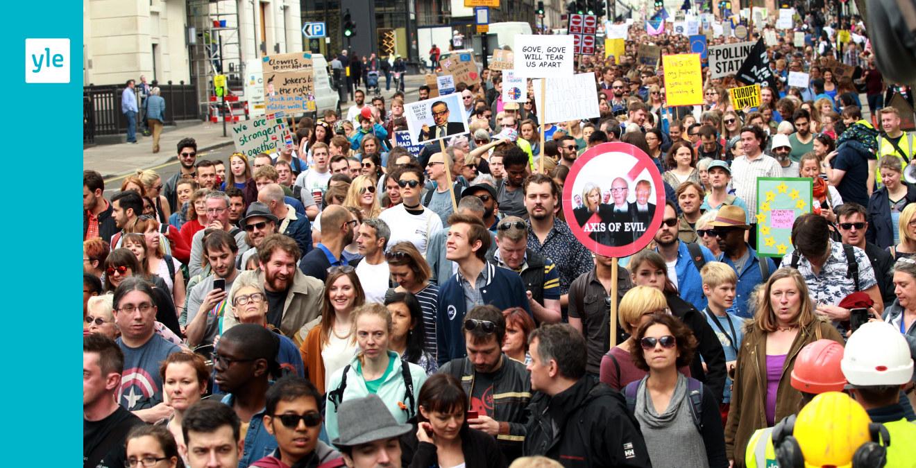 Stora demonstrationer vantas i rom