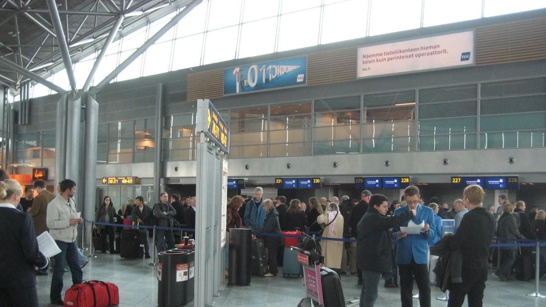 Vanda Flygplats