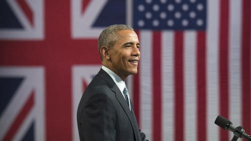 Obama vill skicka 1 500 man till irak