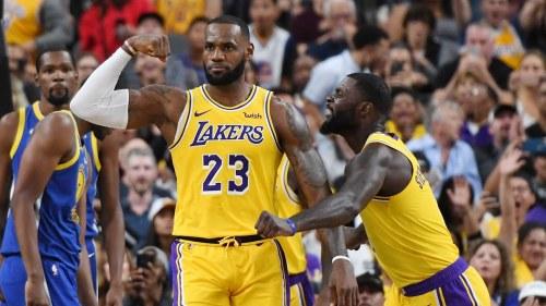 Frågorna inför NBA-starten  Vad kan vi förvänta oss av Lauri Markkanen  Hur  bra är LeBrons Lakers  Kan någon stoppa Golden State  a8c87e2d2455b
