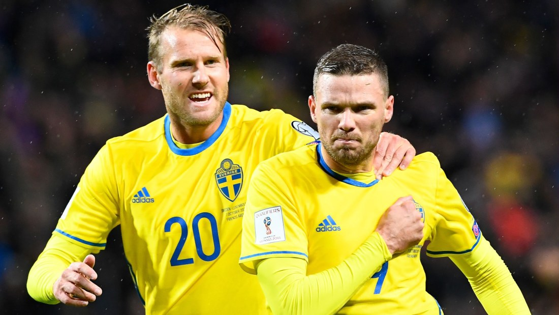 Svenska debutanten utmanar davies
