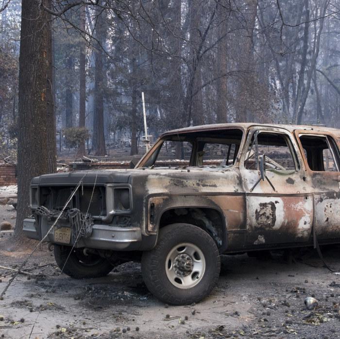 10 000 evakuerade pa grund av brand