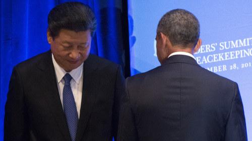 Usa inget delat land enligt obama