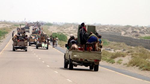 Over 70 dodade i strider i jemen