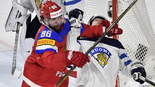 Ryssland slackte svenska em hoppet