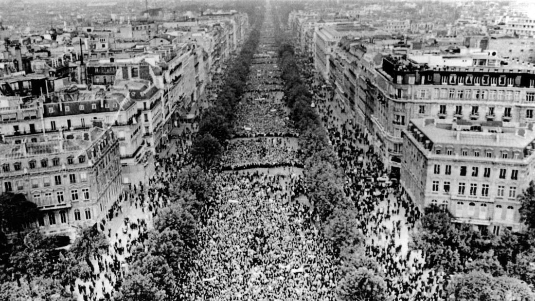 50 år sedan 50 år sedan majrevolten: