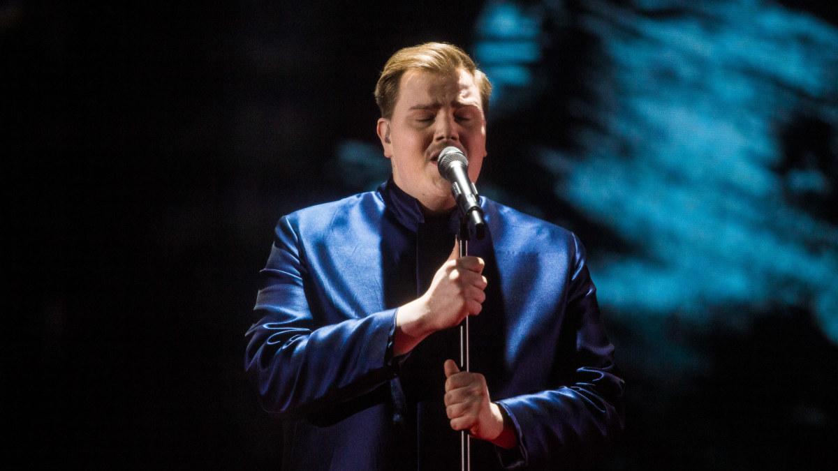 Aksel Kankaanranta har vunnit UMK20 - representerar Finland i Eurovision Song Contest 2020