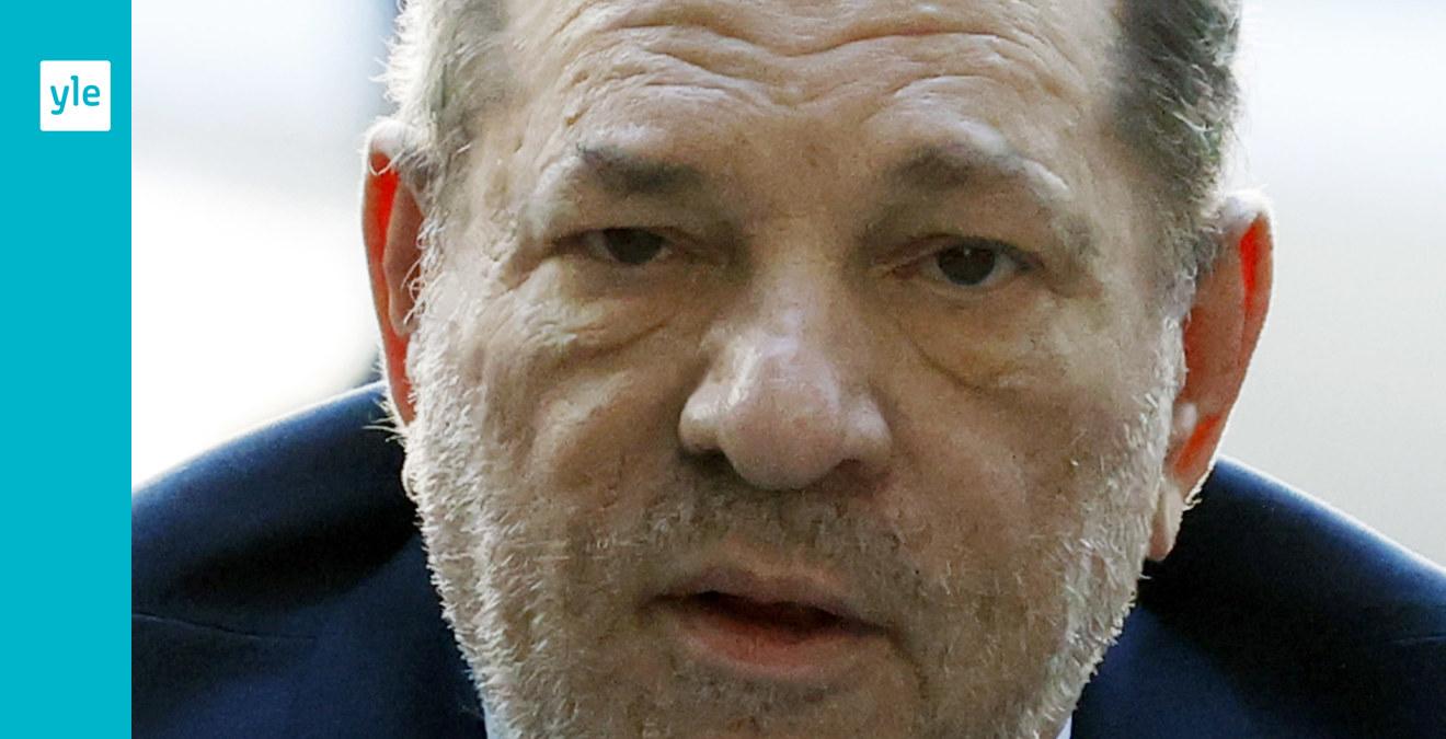 Harvey Weinstein smittad av coronaviruset – fångvaktarna oroade för sin egen hälsa
